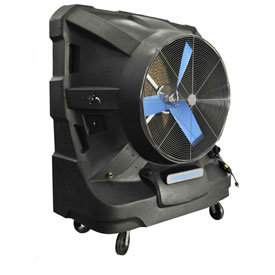 "Hvacr And Fans Evaporative Coolers And Swamp Coolers Portable Evaporative Coolers - B2211889 - Portacool Pacjs2701a1 Jetstream 270; 48"" Variable Speed Evaporative Cooler; 65 Gal. Cap. B2211889"