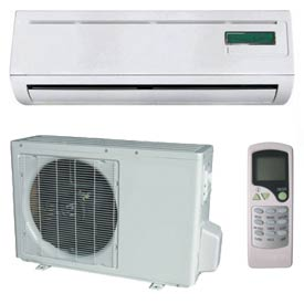 Hvacr And Fans Air Conditioners Ductless Split Air Conditioner - 653504 - Pridiom Classic Series Ductless Air Conditioner Inverter Pms241hx-23000 Btu 16 Seer 653504