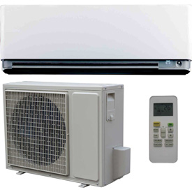 Hvacr And Fans Air Conditioners Ductless Split Air Conditioner - B1499891 - Pridiom Elite Series Mini-split System Pms187el-18;000 Btu Heat Pump 20 Seer B1499891