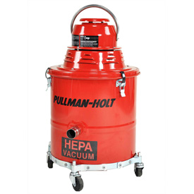 Janitorial And Maintenance Floor Care Machines And Vacuums Vacuums Hepa - B287019 - Pullman-holt Hepa Vac 1 Hp 5 Gallon 86asb5d4c Dry B287019