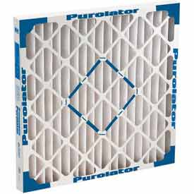 "Hvacr And Fans Air Filters Pleated Air Filters - B432069 - Purolator 5267441029 Standard Size Pleated Filters Hi-e 16""w X 25""h X 2""d-pkg Qty 12 B432069"