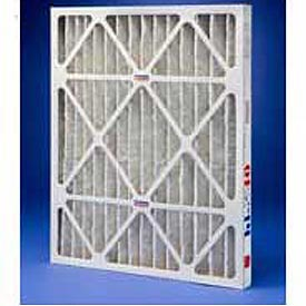 """Purolator 5267502053 Hi-e 40 Pleated Filter 16""""w X 25""""h X 4""""d-pkg Qty 6 - B35095 - Hvacr And Fans Air Filters Pleated Air Filters B35095"""