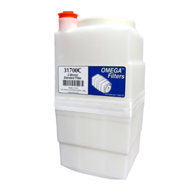Janitorial And Maintenance Floor Care Machines And Vacuums Floor Machines - 238950 - Replacement Filter 31700-1p For Omega Vacuum 238950