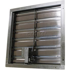 Hvacr And Fans Exhaust Fans And Ventilation Exhaust Fans Shutter And Guard Mount - B484680 - Single Panel Shutter Motor Kit-mtr-556-sp B484680