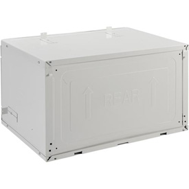 Hvacr And Fans Air Conditioners Portable Air Conditioners - 600501 - Sleeve For Through The Wall Air Conditioners With Stamped Aluminum Grille On Exterior 600501