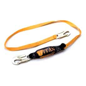 Handbag & Wallet Accessories Lanyards Lanyards - B861866 - Titan By Honeywell Pack-type Shock-absorbing Lanyard; T6111-z7/6ftaf B861866