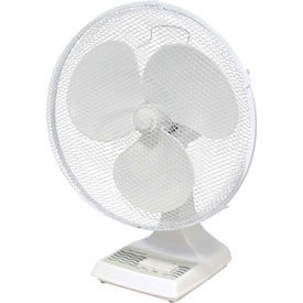 "Storage And Shelving Modular Inplant Offices Cleanroom Offices - 248459 - Tpi 16"" Oscillating Desk Fan Odf-16 2100 Cfm 248459"