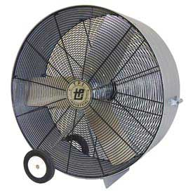 Hvacr And Fans Electric Motors Hvac Direct Drive Fan And Blower Motors - 294453 - Tpi Pb36d;36 Inch Portable Blower Fan Direct Drive 1/3 Hp 6500 Cfm 294453