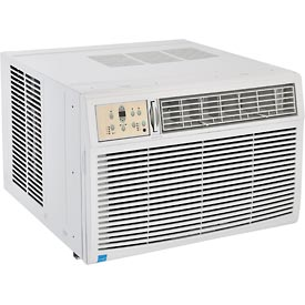 Hvacr And Fans Air Conditioners Portable Air Conditioners - 292460 - Window Air Conditioner With Heat; 25;000 Btu Cool; 16;000 Btu Heat; 230/208v 292460