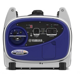 Electrical And Lighting Generators Portable Generators - 702173 - Yamaha Ef2400ishc Portable Inverter Generator; 2400 Watt 171cc Ohv 4-stroke Gas Carb Compliant 702173