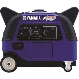Electrical And Lighting Generators Portable Generators - 702176 - Yamaha Ef3000iseb Portable Inverter Generator; 3000 Watt + 500w Boost Technology 171cc Ohv Gas Carb 702176