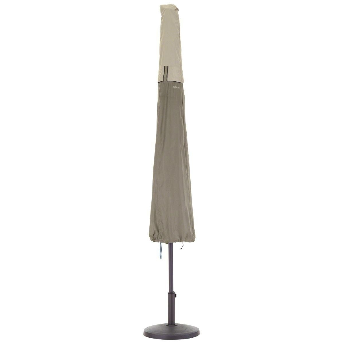 Belltown Storagesaver Patio Umbrella Cover - Grey - 55-272-011001-00 - Furniture & Office Benches & Picnic Tables Umbrellas & Bases 55-272-011001-00