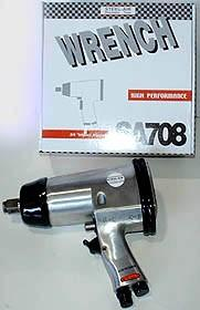 "3/4"" Air Impact Wrench - Sa-708 - Tools & Instruments Ratchets Sockets & Wrenches Adjustable Wrench Wrenches SA-708"