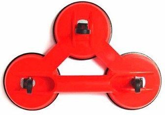 3 Head Suction Cup Dent Puller - Pul-sd3way - Automotive Maintenance & Service Tools PUL-SD3WAY