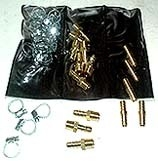 35 Pcs Air Hose Repair Kit - Air-hrk35p - Tools Kits AIR-HRK35P