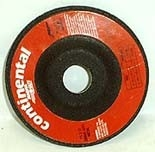 """4-1/2"""" X 1/4"""" X 7/8"""" Grinding Wheel - Gw4.5 - Tools And Instruments Abrasives Grinding And Cutting Grinding Wheels GW4.5"""