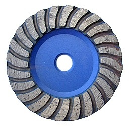 "4"" Coarse Diamond Cup Wheel - 4dcupwheel-coarse - Abrasives Grinding Wheels 4DCUPWHEEL-COARSE"