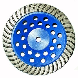 "7"" Coarse Diamond Cup Wheel - 7dcupwheel-coarse - Abrasives Grinding Wheels 7DCUPWHEEL-COARSE"